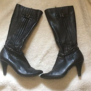 🎉5 for 25$ Size 71/2 black boots
